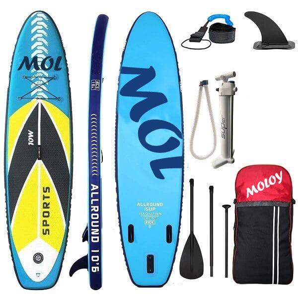 moloy paddleboard