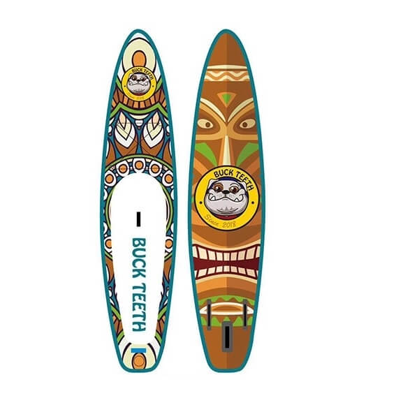 Custom Design Factory Inflatable Isup Stand Up Paddle Board