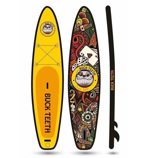Customized Logo Windsurfing ISUP Boards Hydrofoil Surfboard