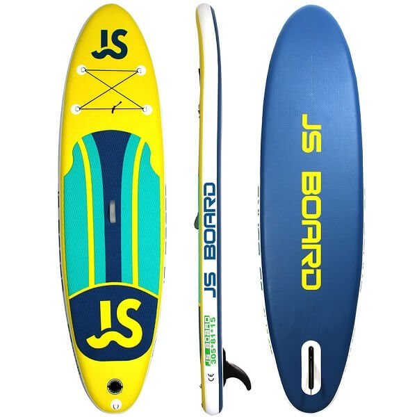 EPS Kids Soft Inflatable Stand Up Paddle Board Surfing Longboard 3