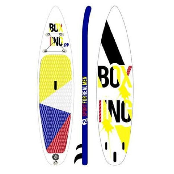 High Quality Inflatable Drop Stitch Surfing Board SUP Paddle Board