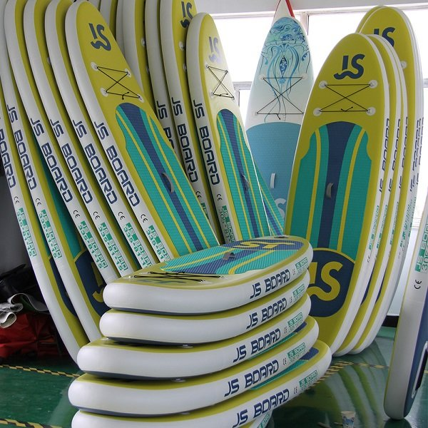 High-Quality Soft SUP Board Custom Design Surfboard