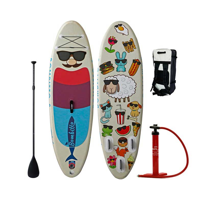 ISUP Inflatable SUP Surfboard Double Layer Factory Wholesale