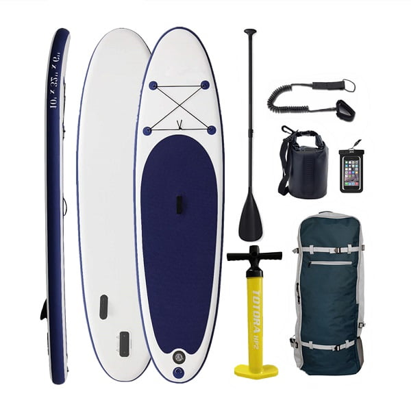 Inflatable Stand Up Paddle Racing SurfBoard