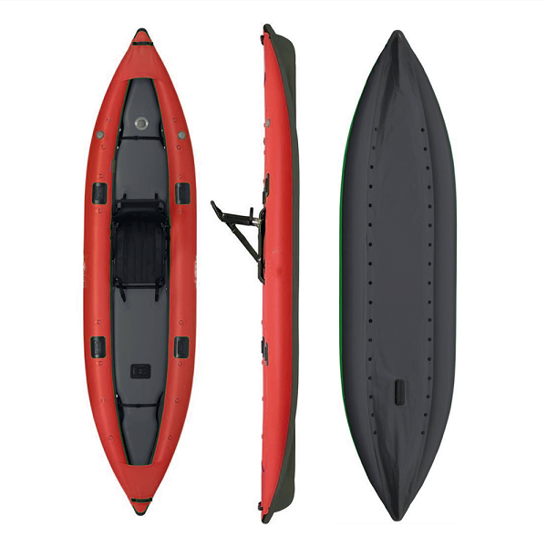 Premium Cheap 2 Person Fishing Inflatable Canoe Kayak