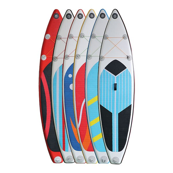 Premium Soft Top Surfboard with Fins Leash Custom Shape