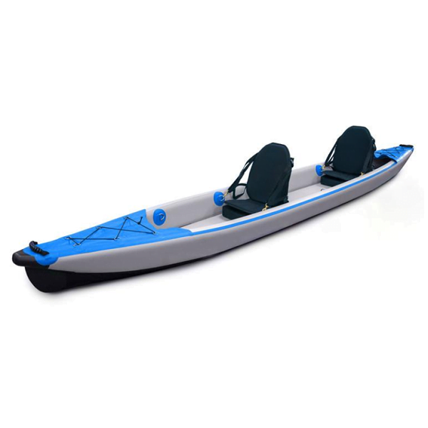 Wholesale 14FT Professional Canoe Inflatable Fishing Kayak