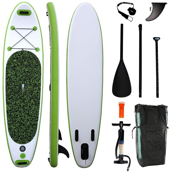 Wholesale 9' 10' 11' Inflatable SUP Paddleboard