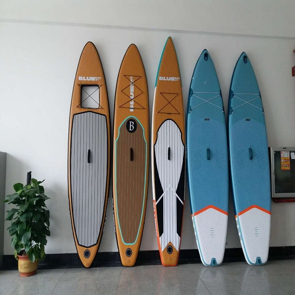 Wholesale Custom Inflatable Surfboard Stand Up Paddle Board