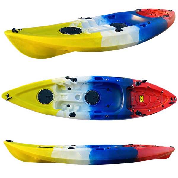 custom paddle kayak