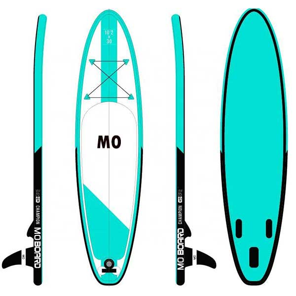 customized SUP board